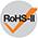无铅<br>符合2011/65/EU(RoHS II)标准