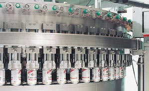 灌装机,krones ag, rosenheim图片