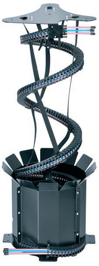 易格斯适合高达13米垂直应用的liftband