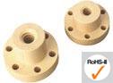 drylin®直线滑动轴承——梯形螺纹丝杆螺母——WFLM和JFLM